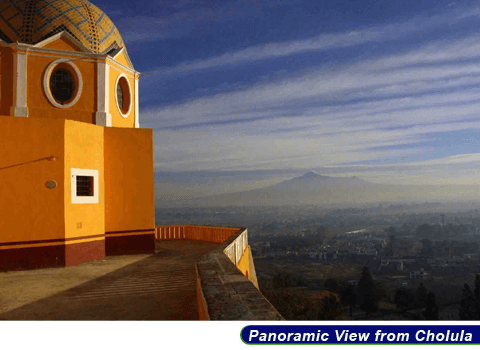 Others Places in Puebla