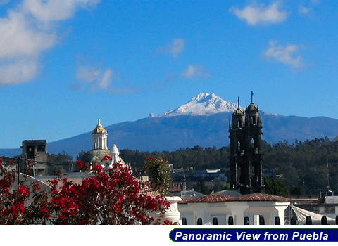 Pictures of Puebla