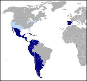 el espanol en el mundo lengua romance: